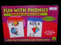 Fun With Phonics Vowels