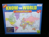 Know Your World Jigsaws