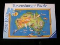 Australia Jigsaw Puzzle 100pc
