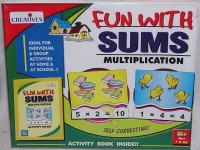Fun With Sums Multiplication
