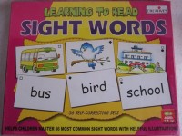 Learn To Read Sight Word