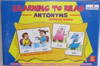 Learning to Read Antonyms