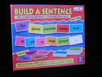 Build A Sentence 3