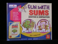 Fun With Sums - Addition and Subtraction