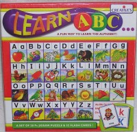Learn ABC Jigsaw Puzzles