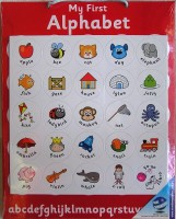 Magnetic Alphabet ABC
