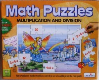 Maths Puzzles Multiplication and Division