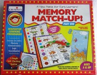 Memory Match-Up Game