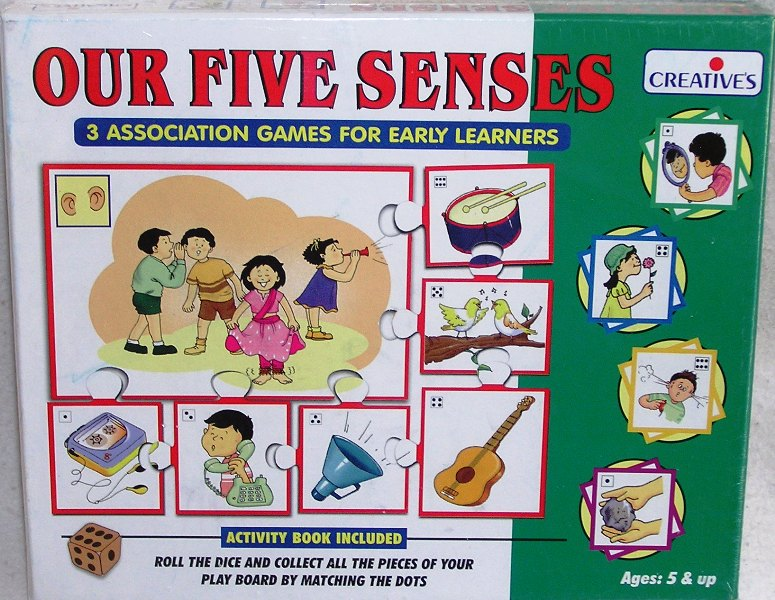 Our Five Senses: Touch