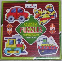 Transport Jigsaw Puzzles