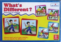 What's Different Game