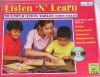 Listen 'N' Learn Multiplication Game