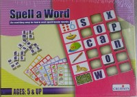 Spell A Word Game