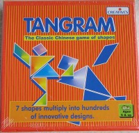 Tangram Shapes Game