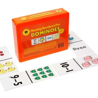 Matching Numbers Dominoes