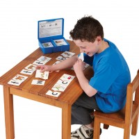 Mix and Match Alphabet Card Game
