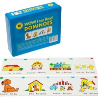 WOW I Can Read Dominoes Set 1