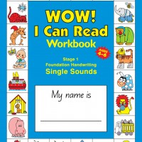 Wow! I Can Read Writing Workbook 1 FH