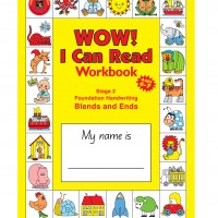 Wow! I Can Read Writing Workbook 2 - FH