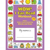 Wow! I Can Read Writing Workbook 2 MC
