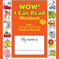 Wow! I Can Read 3 Workbook Double Sounds FH