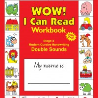 Wow! I Can Read Writing Workbook 3 MC