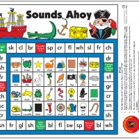 Sounds Ahoy Reading game
