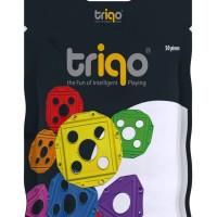Triqo Construction toy 50 pack