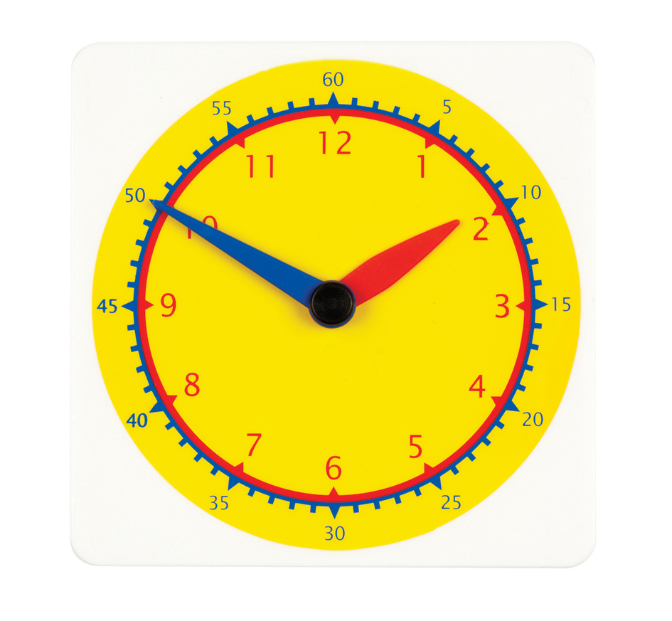 Analogue Clock Dial – Learn Heaps