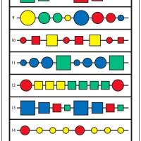 Beads & Patterns Set
