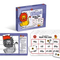 Beat the Lion Bingo