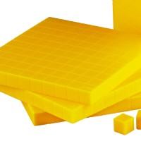 Plastic Base 10 Flats