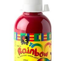 Rainbow Acrylic 250ml Magenta