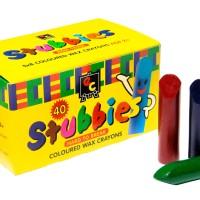 Stubbies Crayons 40