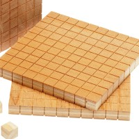 Wooden Base 10 Set Flats