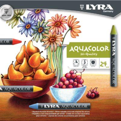 Lyra Aquacolor Aquarell 24