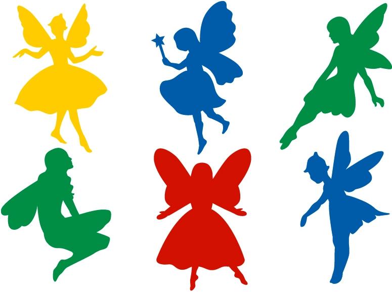 Stencil Fairy Set Learn Heaps