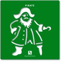Pirate Stencil