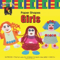 Paper Shapes Girls