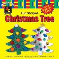Fun Shapes Christmas Trees