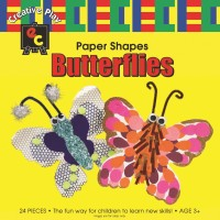 Fun Shapes Butterflies