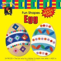 Fun Shapes Egg