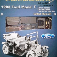Metal Earth Model T Ford