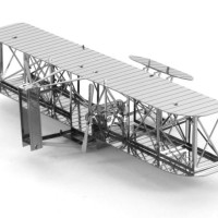 Metal Earth Wright Brothers Plane_03