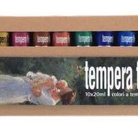 Tempera 10 x 20ml Tubes