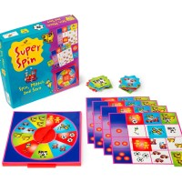 Super Spin Match And Sort