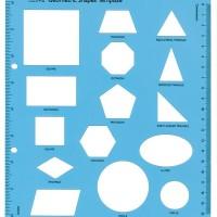 Geometric template