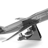 Metal Earth Boeing 747