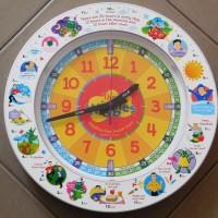 Wiggles Clock