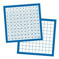 Number Board 1-100